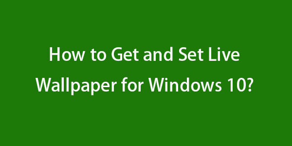 How To Get Set Live Animated Wallpapers For Windows 10 Pc In 2021 Windows 10 Free Live Wallpapers Wallpaper Windows 10