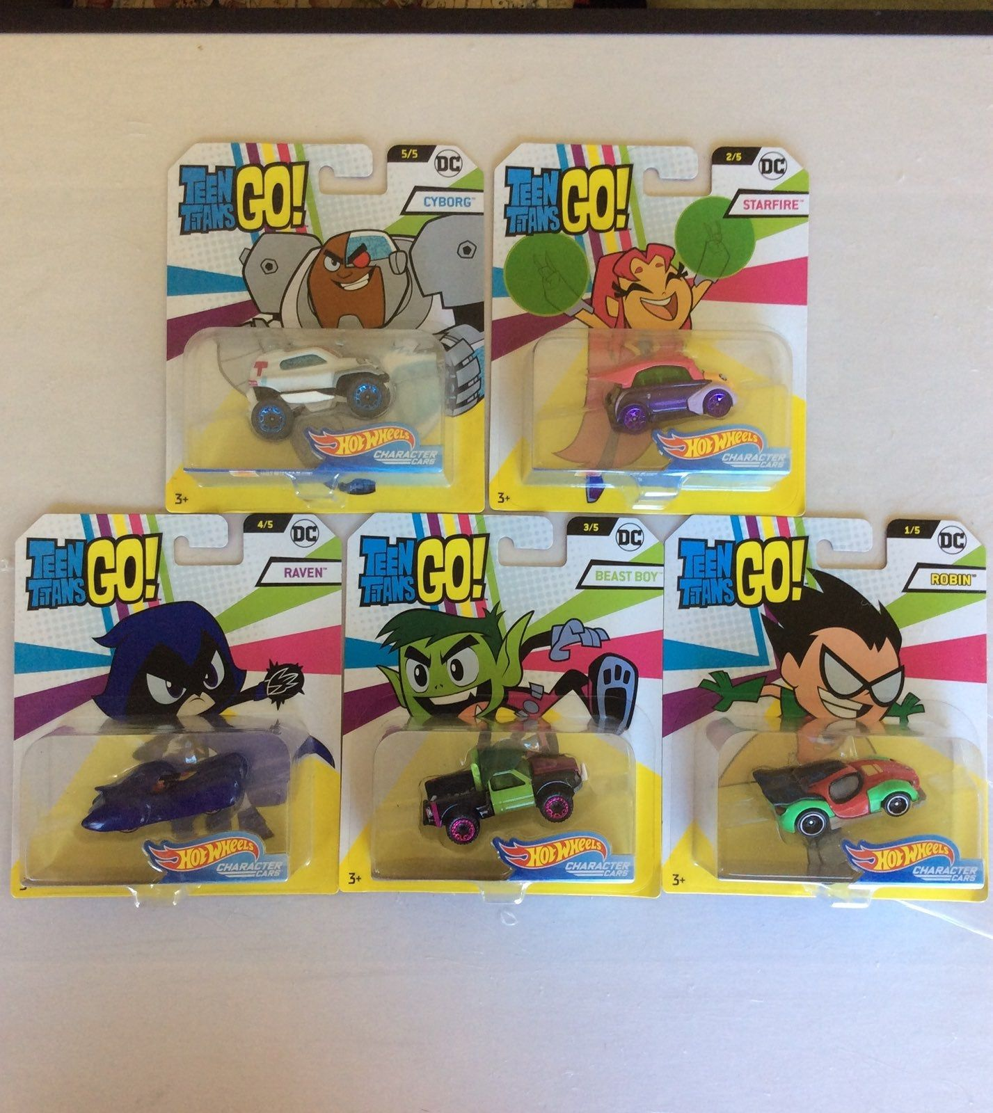 McDonald/'s Toy Teen Titans Go Cyborg New And Sealed