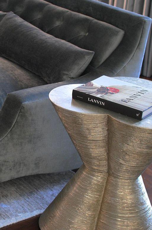 Grey and Gold and Lanvin | Ryan Saghian Interiors