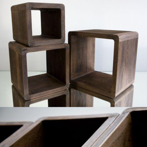 Details zu NEG Design Tisch-Set Vinuja 3-tlg Couchtisch