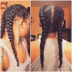 Follow Xxpinqueenxx Natural Hair Styles Dutch Braids Black Hair Dutch Braids Natural Hair