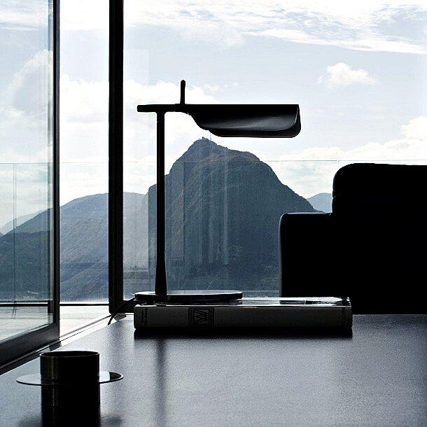 Tab T Table Lamp Sharkegg Flos Led Table Lamp Light Table