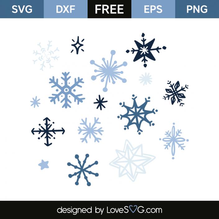 Snowflakes Cricut christmas ideas, Snowflake silhouette