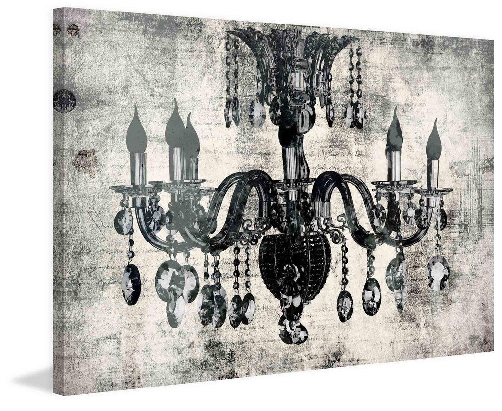 pcs stretched calligraphy wall item style garden home print art fiber optical decorations canvas in from led chandelier painting flashing prints european one e