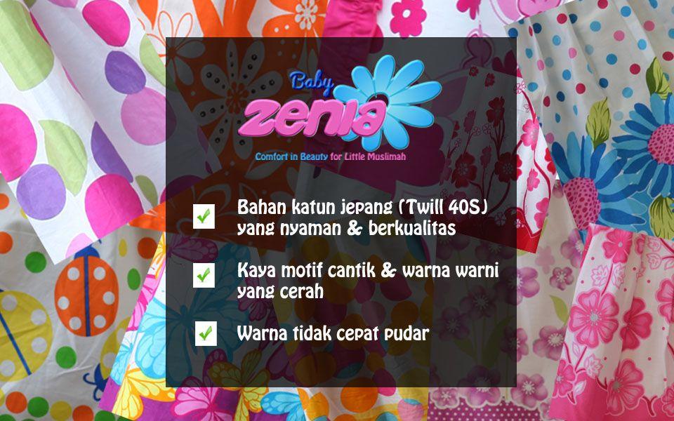 Baby Zenia adalah Produsen Fashion Branded Bandung. Jual