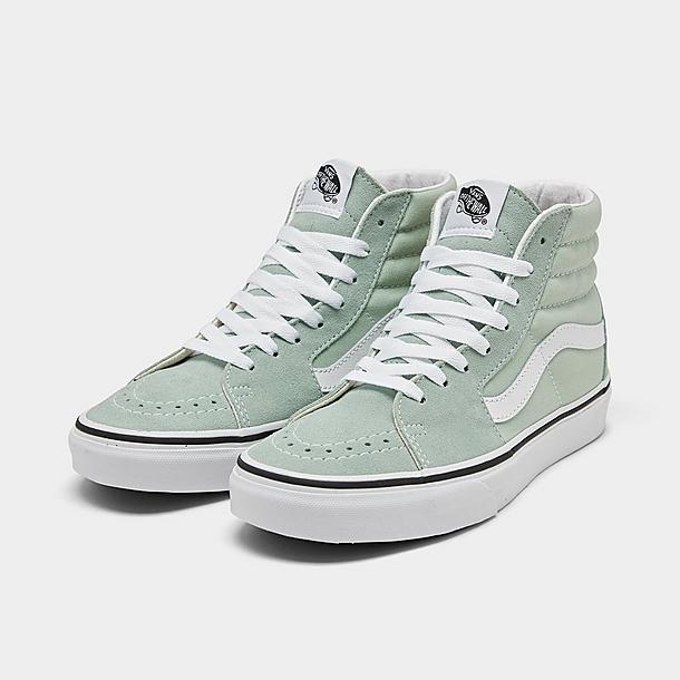 Women's Vans Sk8-Hi Casual Shoes   JD