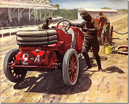 Grand Prix de l'Automobile Club de France 1906