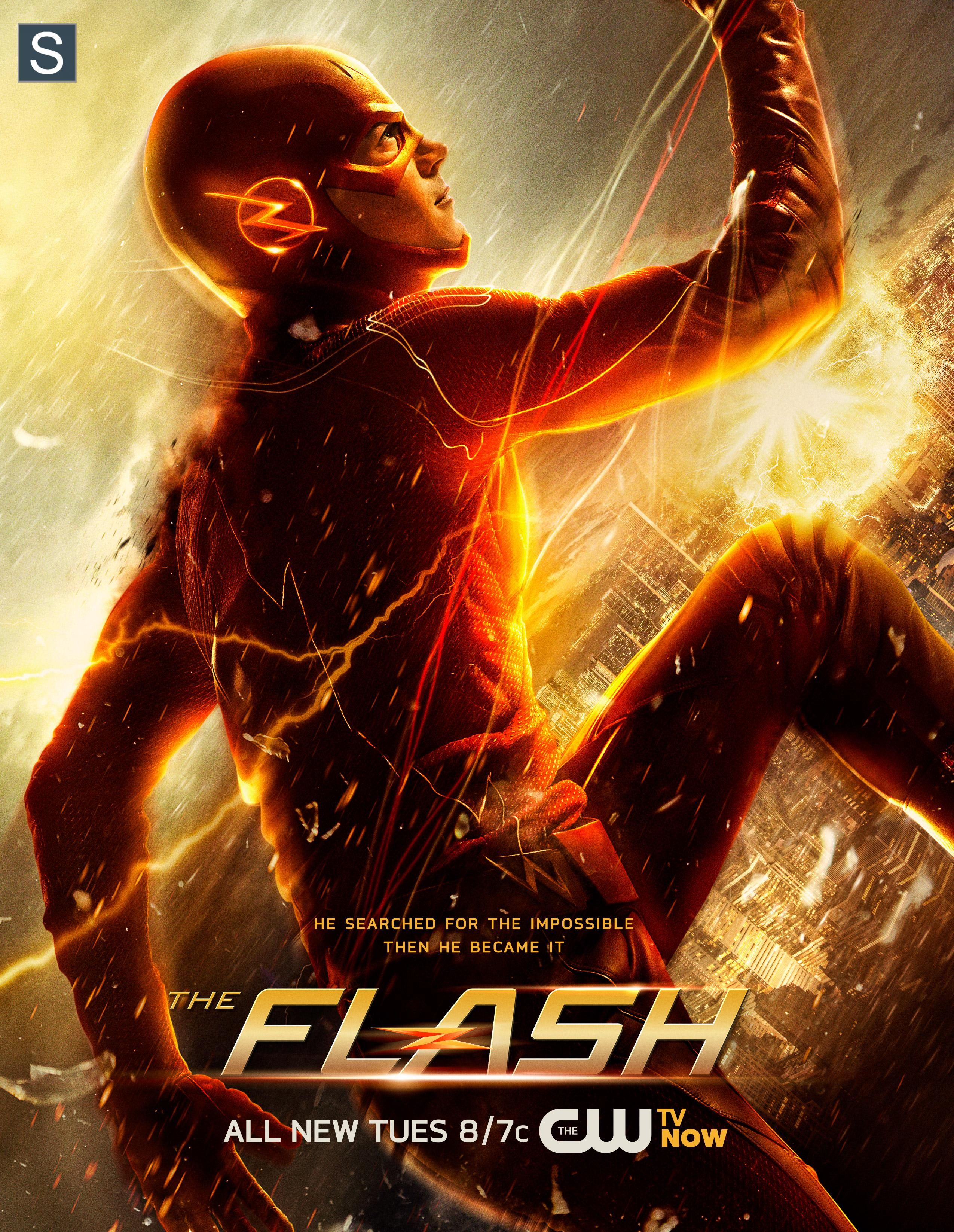 Image result for the flash poster