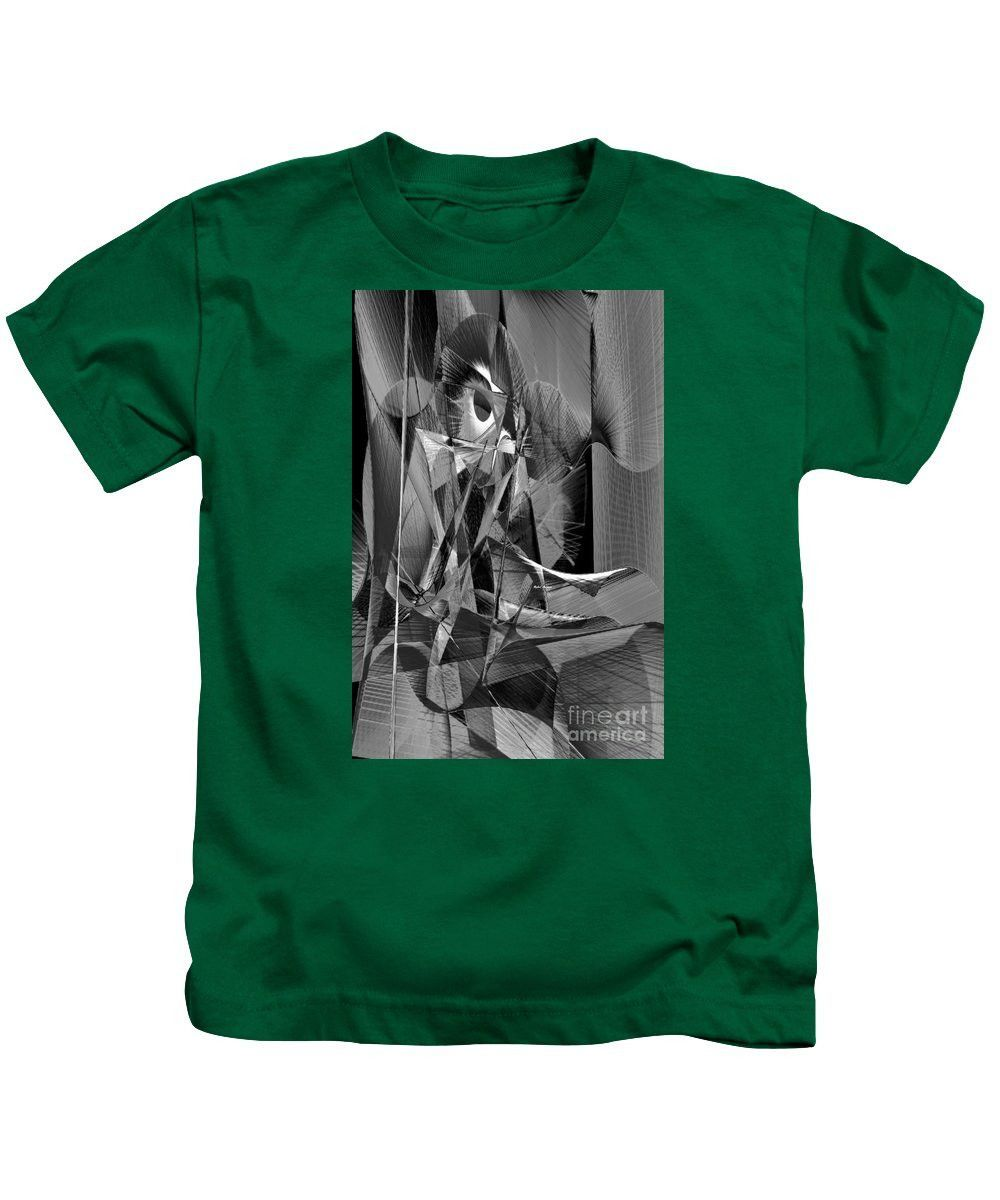 Kids T-Shirt - Abstract 9639