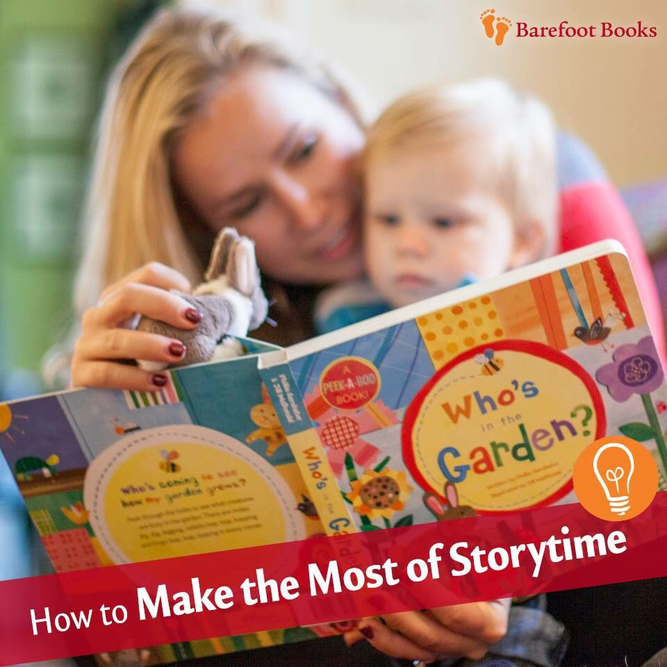 Make Of Story Time With Barefoot Books Email