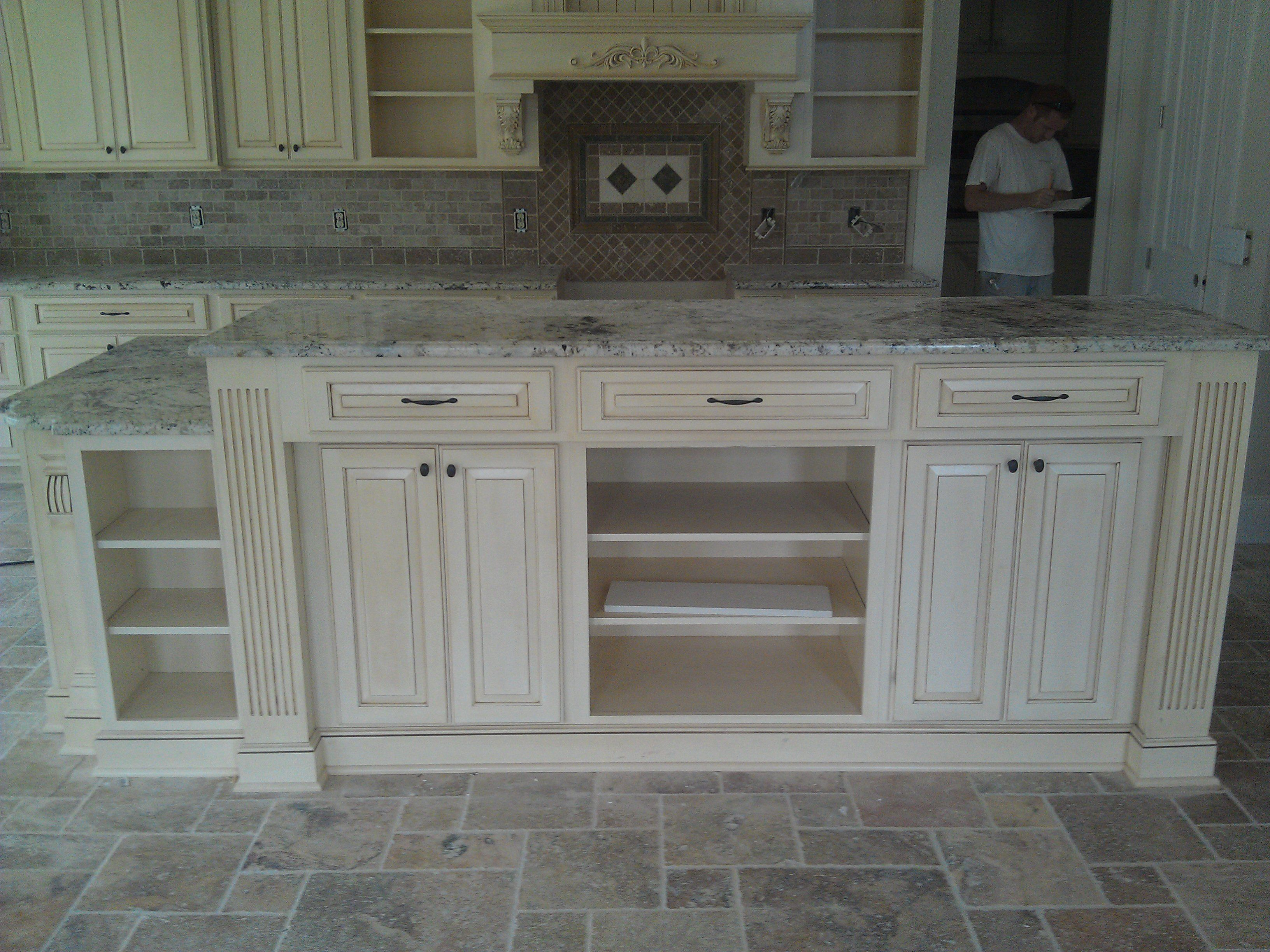 Conestoga Wood Products Design By Just In Cabinets And Interiors Kitchen Cabinets Rustic Elegance Florida Home
