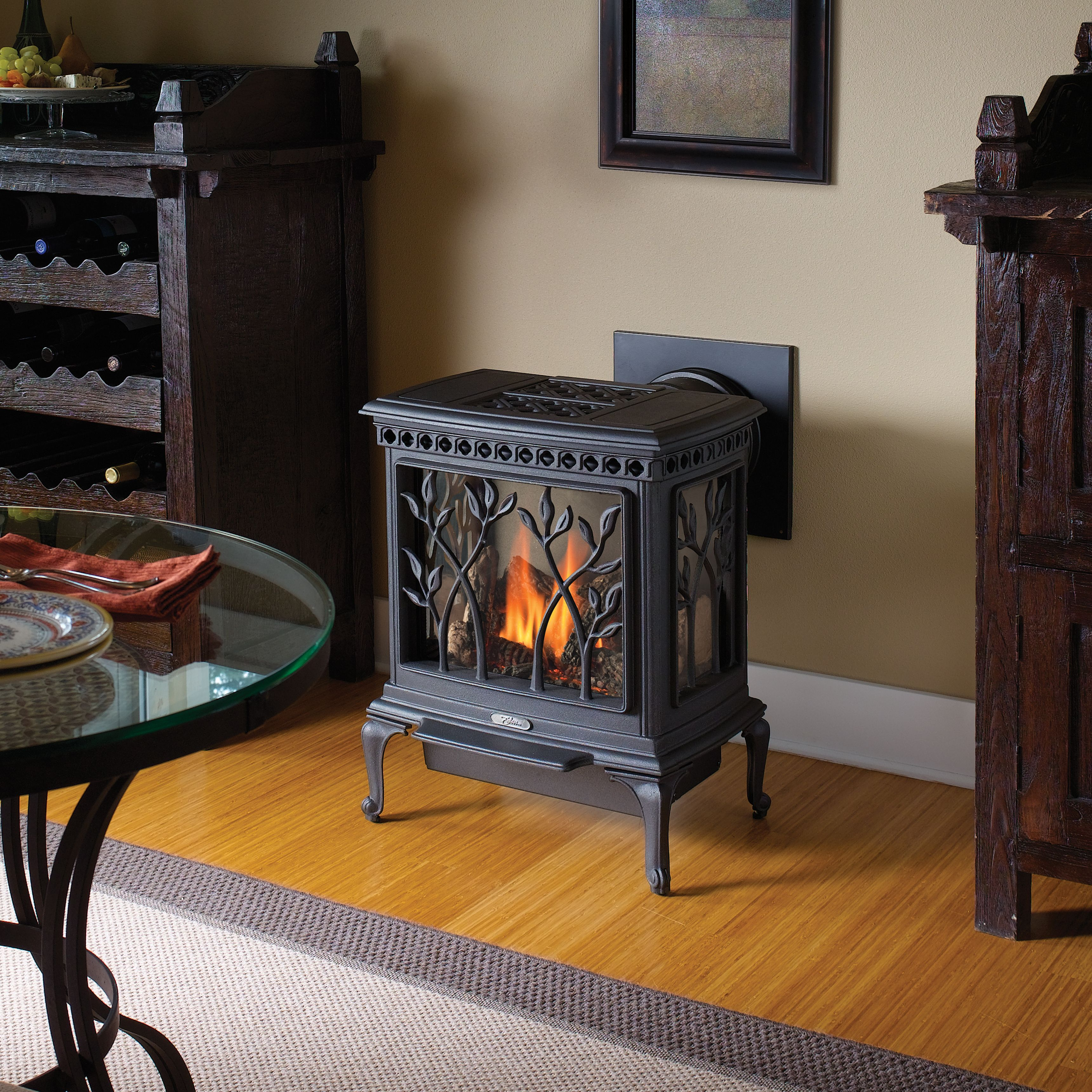 avalon eden direct vent gas stove country stove patio and spa rh pinterest com