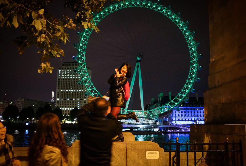 London Fair grounds