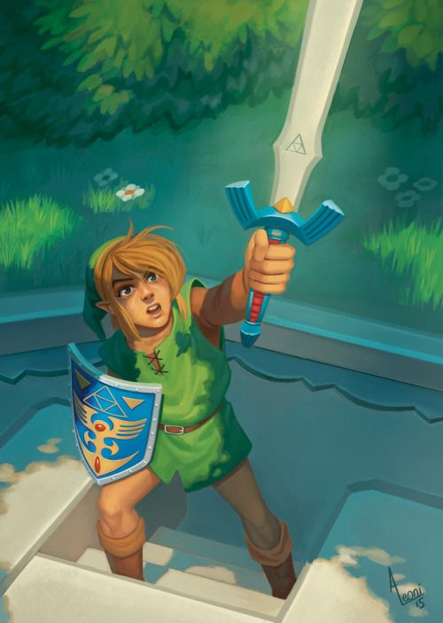The Legend of Zelda: A Link to the PastCreated by Alexandre...