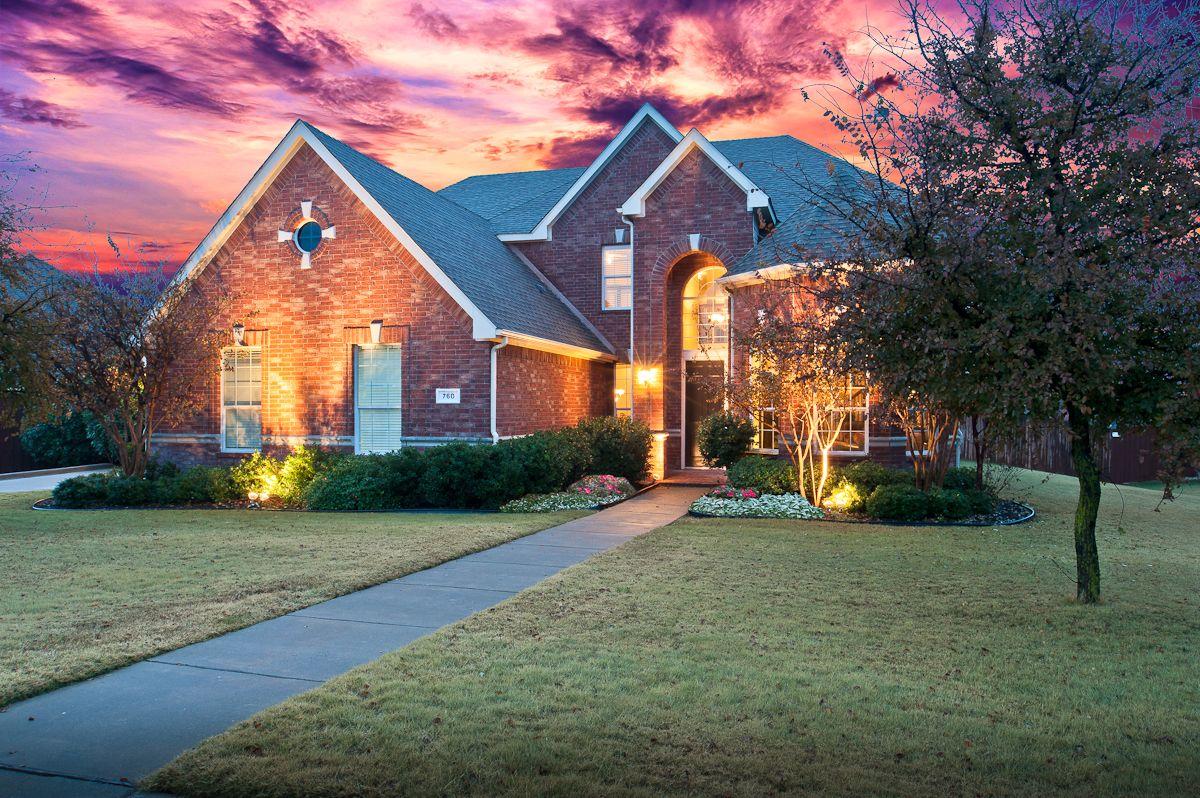 new homes around prosper texas