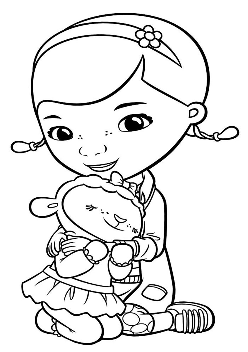 Hot Hugs - high-quality free coloring from the category ...