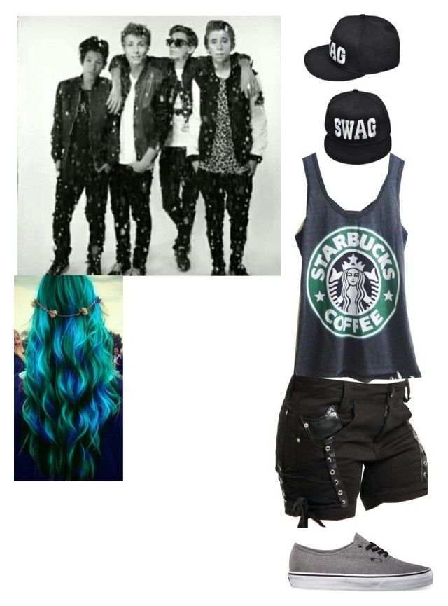 """A day with the Fooo"" by red-x ❤ liked on Polyvore featuring Ally Fashion and Vans"