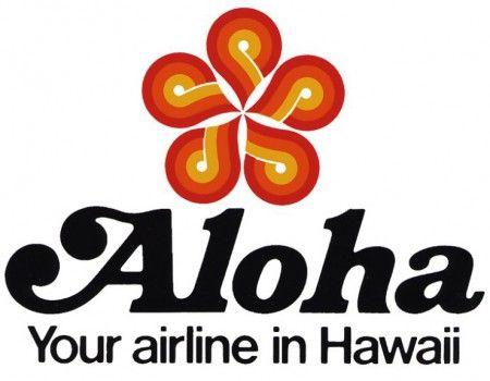 Aloha Airlines Logos