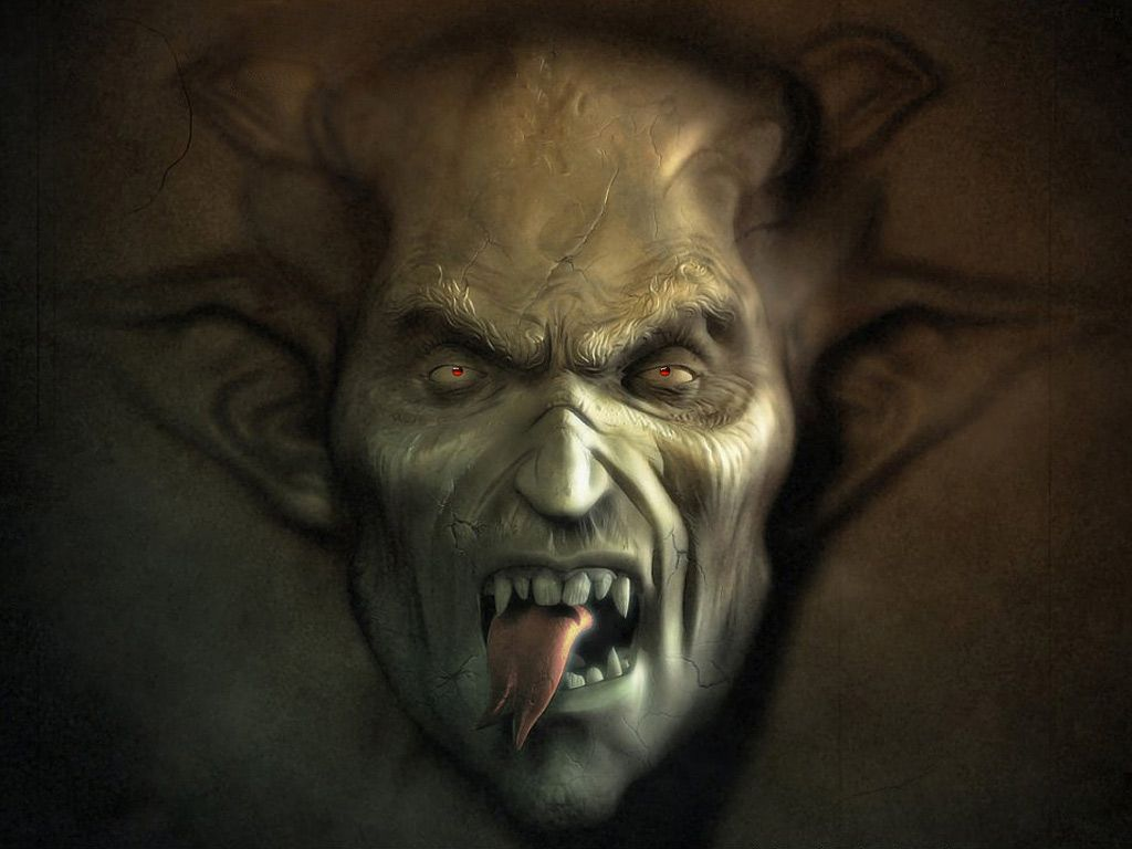 evil NatureofEvil3dWallpaper Scary wallpaper