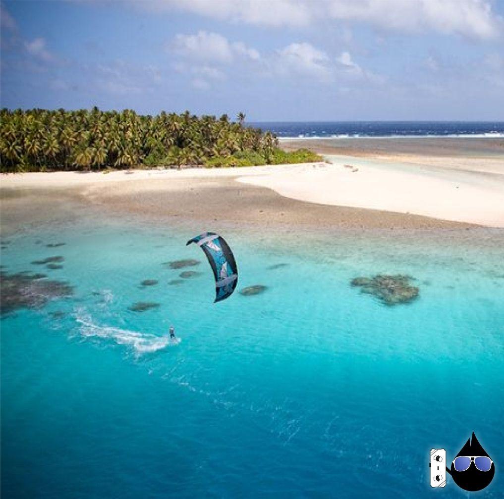 Kiteboarding in Micronesia   Jody MacDonald Photography