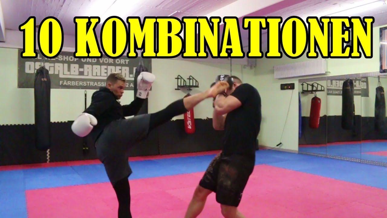 Michael Smolik Kickboxen