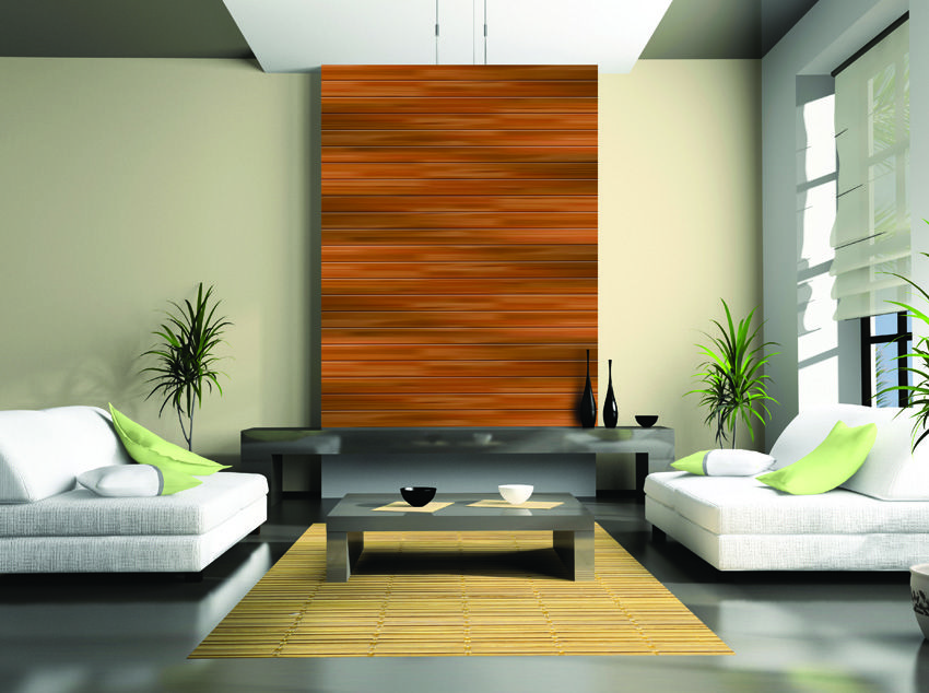 Our easyveneer in a decorative living room piece. Great ...