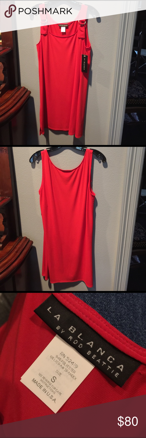 La blanca by rod beattie short red dresses customer support and