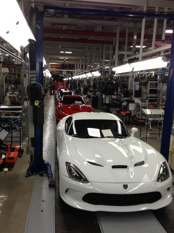 Chrysler Conner Ave Plant - Viper Home & Chrysler Conner Ave Plant - Viper Home | Chrysler Conner Ave Plant ...