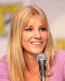 Heather Morris Wikipedia, the free encyclopedia | Heather