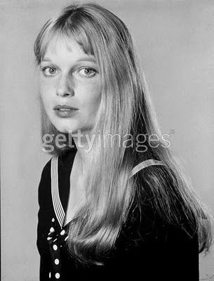 Lost in the 60's: 60's Icons before they were famous  Mia Farrow