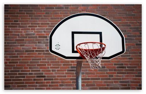 Basketball Hoop HD Wallpaper for 4K UHD Widescreen desktop