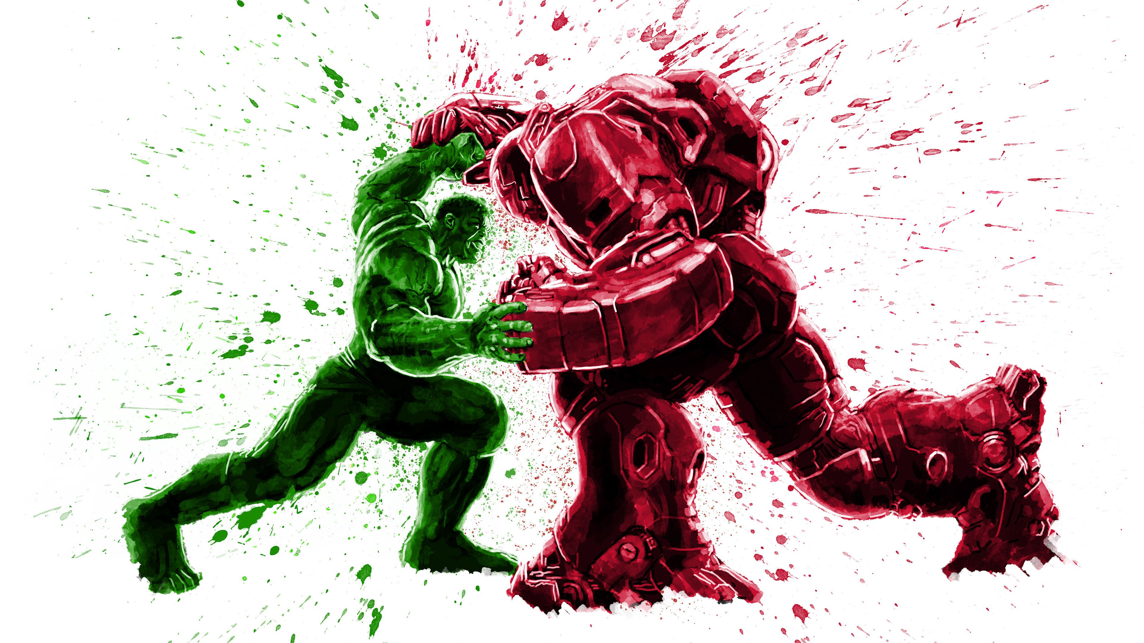 Hulk And Iron Hulkbuster Art 4k Superheroes Wallpapers Hulkbuster Wallpapers Hulk Wallpapers Hd Wallpapers Digital Hulk Buster Art Art Wallpaper Hulkbuster