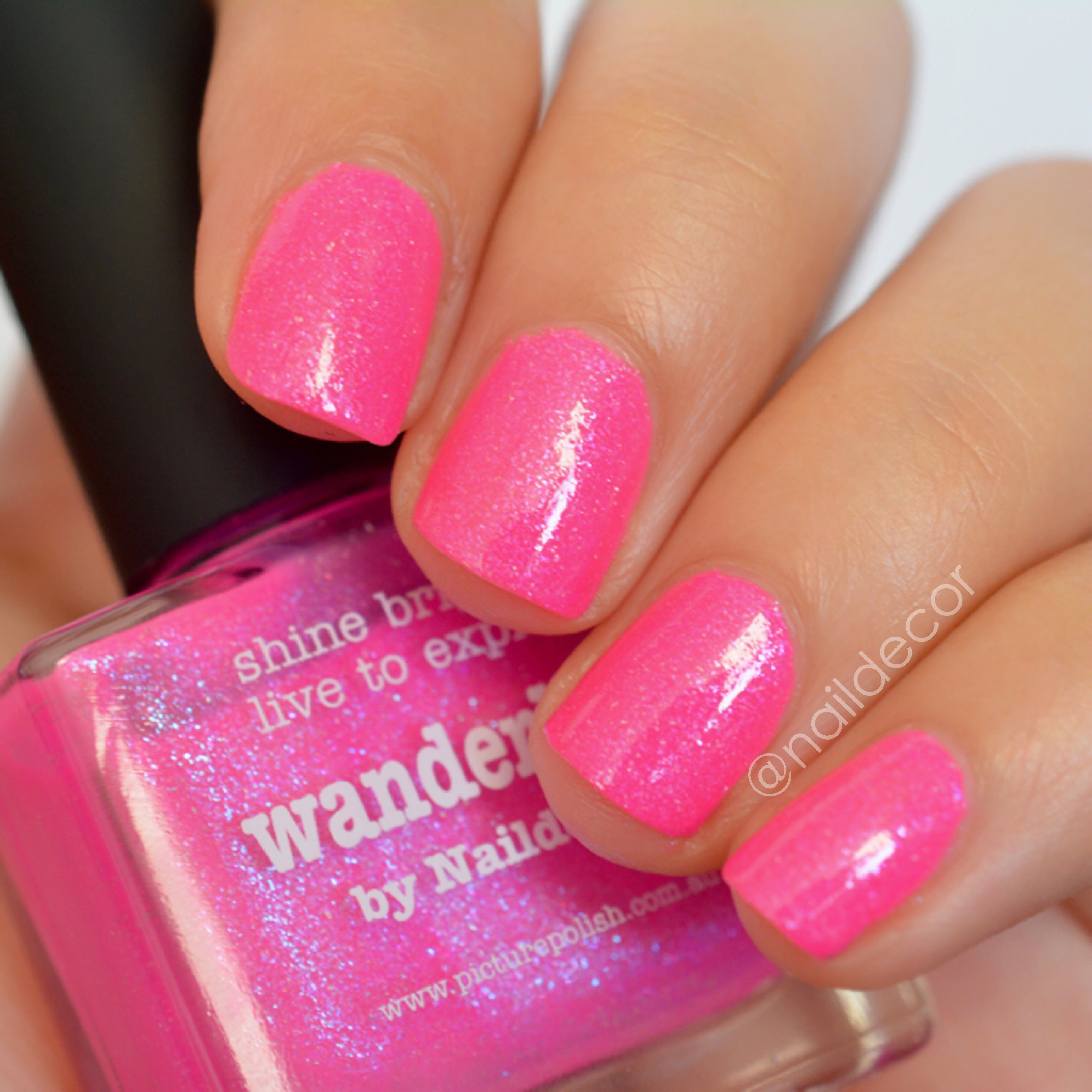piCture pOlish = NEW collaboration \'Wanderlust\' created by Nail ...
