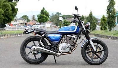Modifikasi Motor Suzuki Thunder Modifikasi Motor Thunder