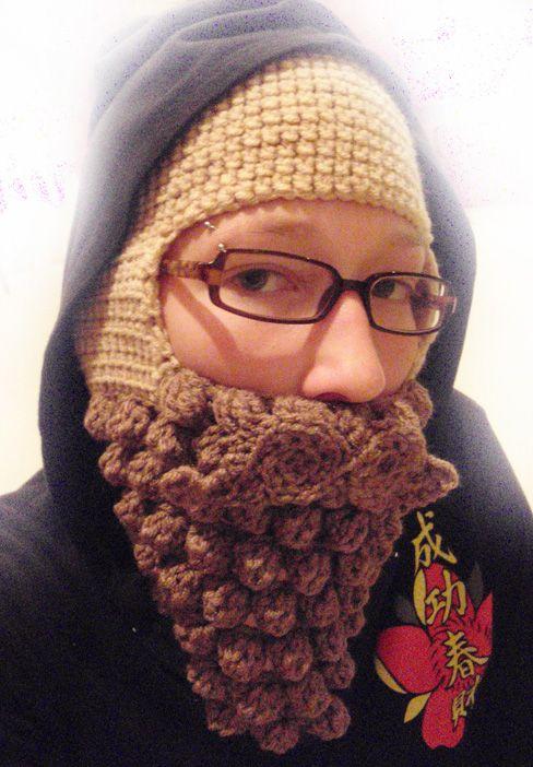 popcorn beard! | Beardy | Pinterest