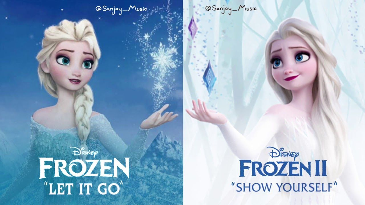 Let It Go X Show Yourself Mashup Youtube Disney Princess Elsa Disney Frozen Elsa Disney Princess Frozen