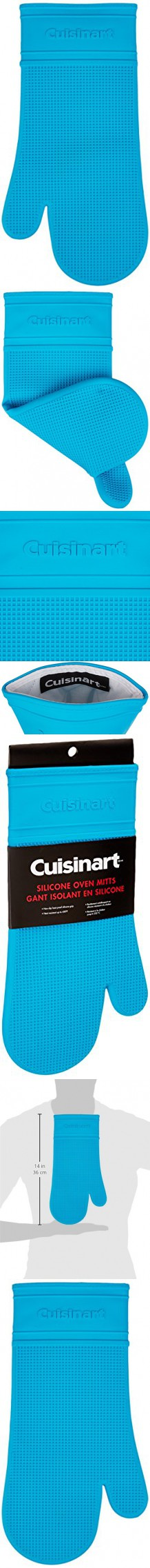 Cuisinart Silicone HeatProof Oven Mitt with Quilted