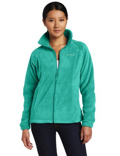 Columbia Women's Benton Springs Full-Zip Fleece Jacket - http ...