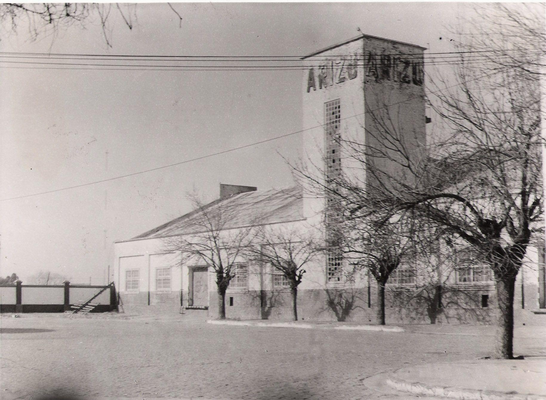 Bahia Blanca - Cerca de la casa de mis abuelos  Rosario Oliva