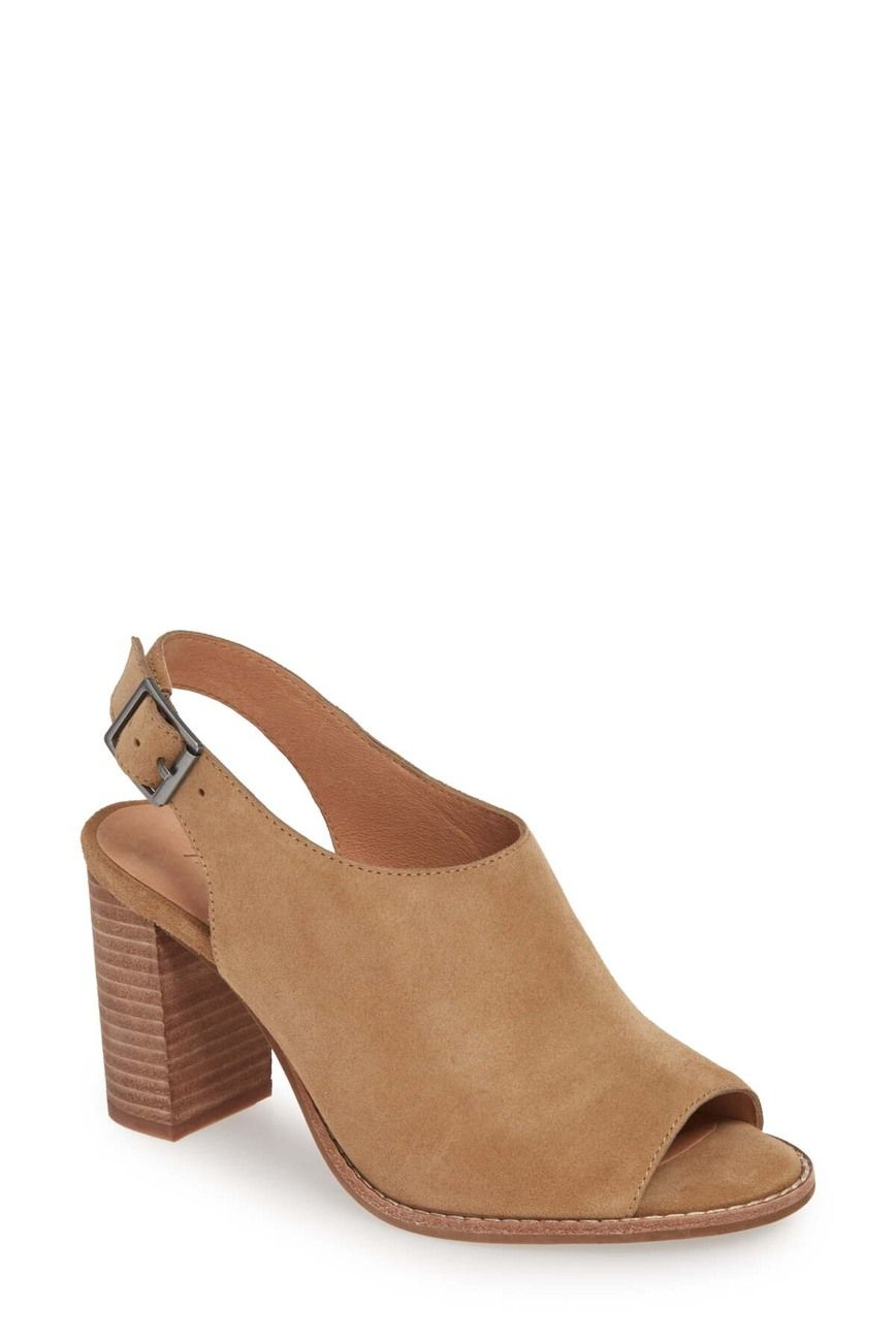 Clearance shoes, Slingback sandal
