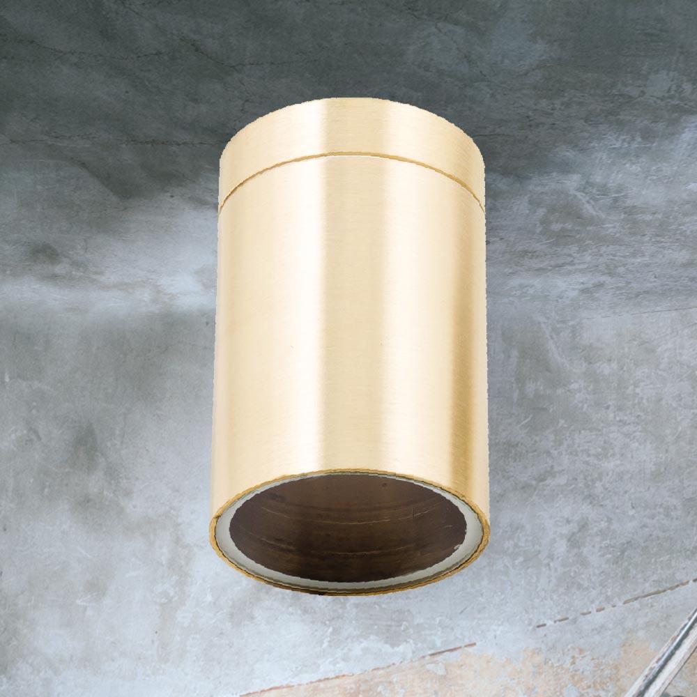 Brass Surface Mounted Downlight Cl 39176 Downlights Outdoor Lighting Outdoor Wall Lighting
