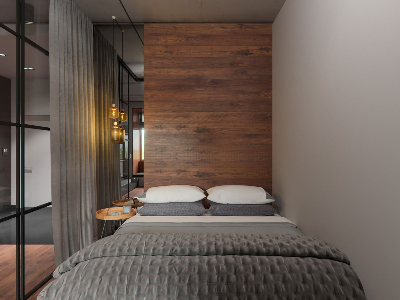 Mooseberry design group creates a contemporary interior in odessa ukraine