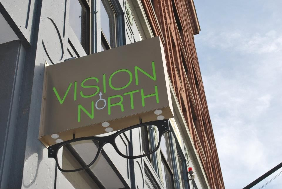 Office Image Signs, Visions, Optometry office