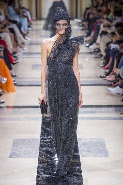 Giorgio Armani   Haute Couture - Autumn 2017   Look 59