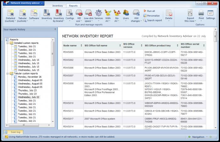 Network Inventory Advisor Offline Installer Free Download Networking Sample Resume Resume