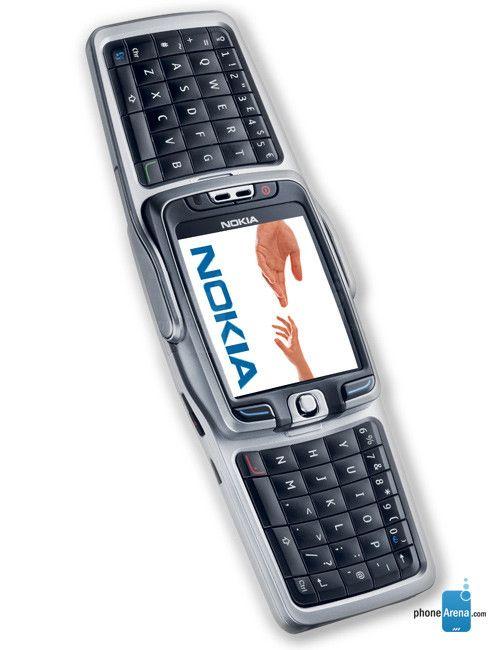 Nokia E70 Photos