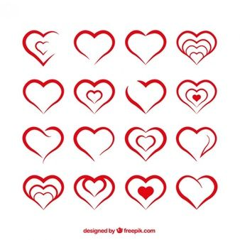 heart-shapes_23-2147514783.jpg (338×338)