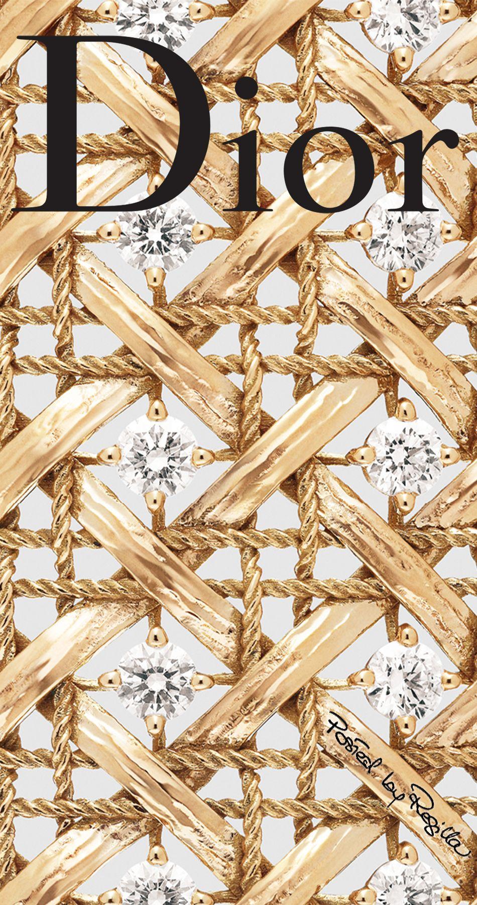 Regilla ⚜ Dior | Gioielli ~ Jewels in 2019 | Dior logo ...