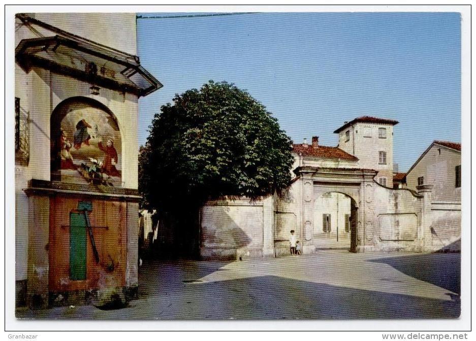 Novara - CERANO, IL CASTELLO E LA FONTANA BEATO PACIFICO, VG 1974 ****