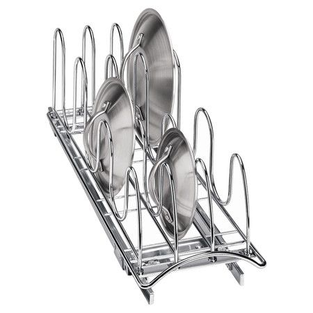 You should see this Professional Roll Out Lid/Tray Organizer on Daily Fair!